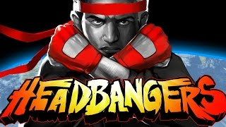 Street Fighter Remix - Ryu's Theme (HeadBangers) - GameChops