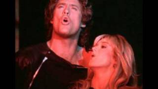 David Hasselhoff - Our First Night Together (with Catherine Hickland)