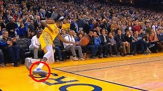"""NBA """"Blind Referee"""" Moments"""