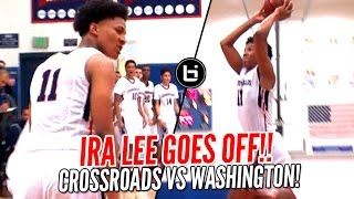 Ira Lee GOES OFF In 2nd State Playoff Game!! Two Arizona W