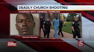 Police: Suspected Gunman Admits To Firing Upon Antioch Church