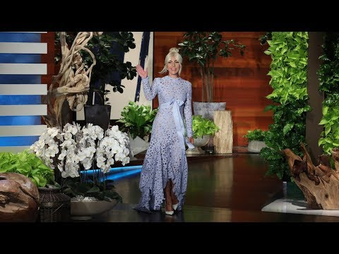 Xxx Mp4 Lady Gaga Tells Ellen Why She Can T Let Go Of A Star Is Born Character 3gp Sex