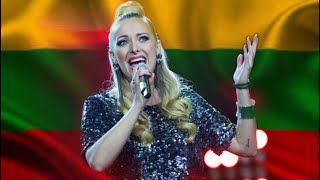 "Baiba ""Mayday"" (2016) Eurovision Song Contest"
