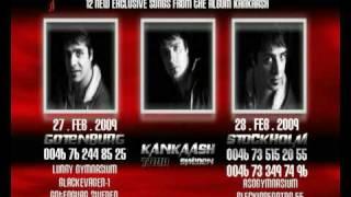 Jawid Sharif's Kankaash Tour (SWEDEN)