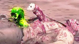 Mortal Kombat X All NEW Secret Brutalities Brutality Hidden 2016 Alien Jason Voorhees
