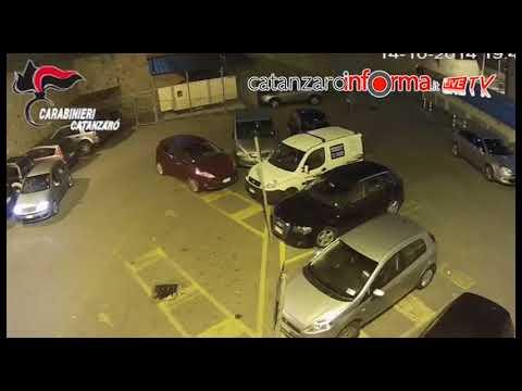 Operazione Take Away Carabinieri Soverato