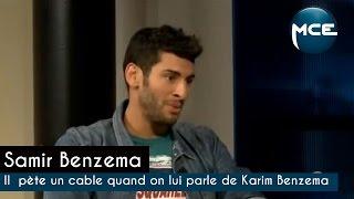 Les Anges 5 : Samir Benzema pète un cable quand on lui parle de son cousin