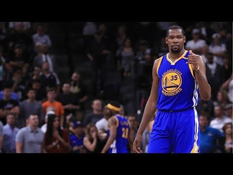 Kevin Durant s VERY BEST Plays from 2016 2017 Regular Season & Playoffs