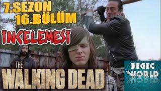 The Walking Dead 7.Sezon 16.Bölüm İncelemesi | Taktik Maktik Yok Bam Bam Bam :)