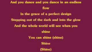 Barbie in The 12 Dancing Princessess - Shine w/lyrics
