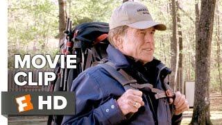 A Walk In The Woods Movie CLIP - Beginning of the Trail (2015) - Robert Redford, Nick Nolte Movie HD
