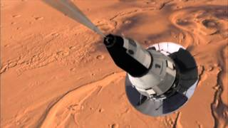 Mars Direct First Landing