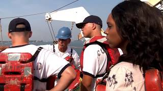 Inside Look at Freshman Orientation at SUNY Maritime