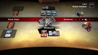 Kefnet Puzzle Solution - Magic Duels