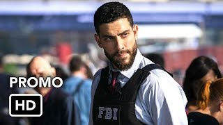 "FBI 1x02 Promo ""Green Birds"" (HD)"