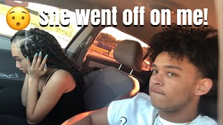 I PRANKED YASMEEN!! SHE WENT CRAZY ON ME (WE ALMOST BROKE UP)