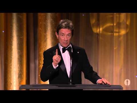 Martin Short honors Steve Martin at the 2013 Governors Awards