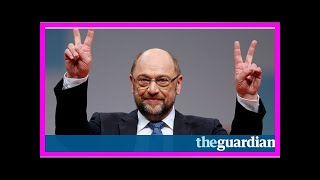 NEWS 24H - Martin schulz would like the United States of Europe within eight years