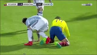 Ecuador vs Argentina - PARTIDO COMPLETO (Relato Argentina) - 10/10/2017 - Eliminatorias Russia 2018