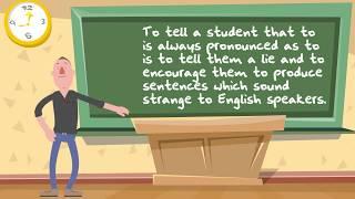 8 Common English Pronunciation Mistakes