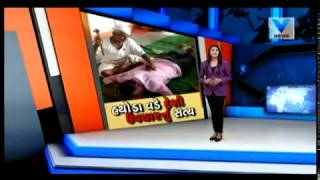 Shocking Viral Video: Indian remedies to heal back pain with help of hammer | Vtv News