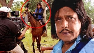 Hason Raja Movie Shoot |  Mithun Chakraborty, Raima Sen