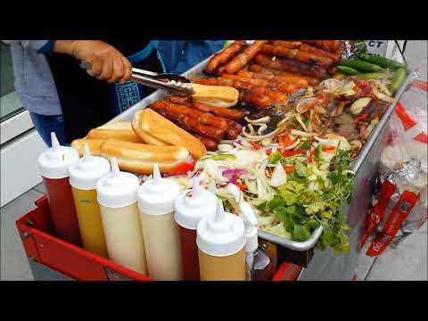 Xxx Mp4 Hot Dog Vendor In SF Sooo Good 3gp Sex