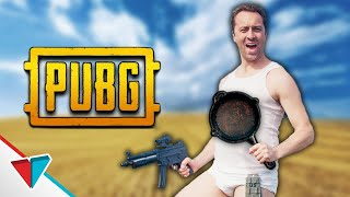 The Pan - PUBG Logic - VLDL (It's just a cast iron frying pan after all)