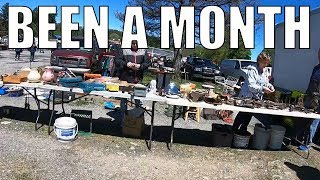 Flea Market Selling and Treasure Hunting - There is ALWAYS a Deal