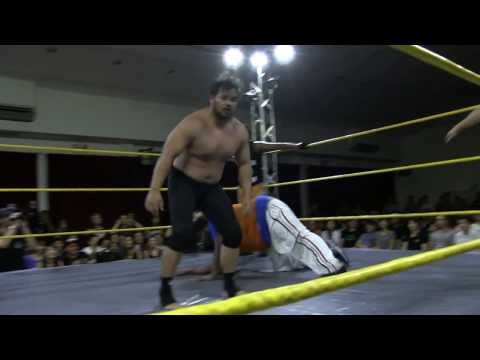 SPW Southeast Asian Tag Team Championship  Bad Company (c) v Mighty Arrow