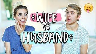 HUSBAND vs WIFE COMPATIBILITY TEST!! | Aspyn Ovard