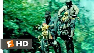 Doomsday (2008) - Murdercycles and a Murder Bus Scene (6/10) | Movieclips