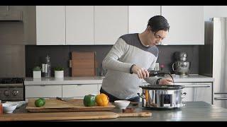 Vegan Cooking with Alan Cumming
