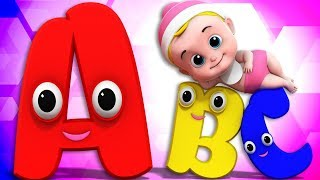 abc Song | Junior Squad | abc song nursery rhymes | kids tv | abc song for kids