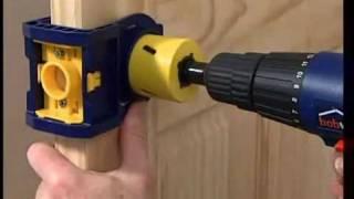 Install Door Locks - Décor Moulding