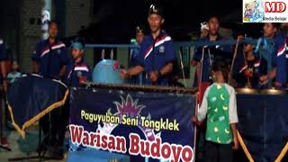 RANCAK BANGET INSTRUMENT PIKIR KERI | OKLIK / TONGKLEK WARISAN BUDOYO