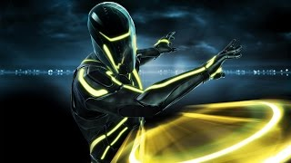 Tron Evolution Full Movie All Cutscenes Cinematic