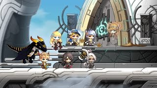 MapleStory Second Blockbuster: Heroes of Maple - Act 2 Full Video (EN/ZHTW/VN Subtitles)