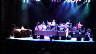 Carlos Santana - Somewhere In Heaven - Milagro Tour - Vancouver 1992