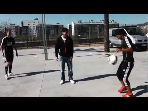 FIFA STREET Behind The Scenes Messi Show Me Your Skills JAYZINHO & Andrew Henderson