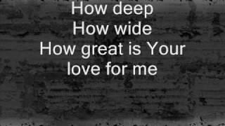 Amazed with lyrics