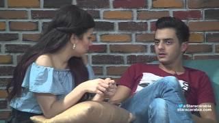 ما هو مصير صداقة حنان الخضر من المغرب و رافاييل جبور من لبنان بعد الأكاديمية؟ - ستار اكاديمي 11