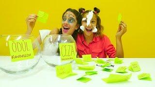 SORU CEVAP OYUNU. #Challenge video 👯. Polen ve Doktor Eliz ile eğlenceli #çocukoyunu