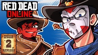 FINALLY THE REAL ONLINE EXPERIENCE! - RED DEAD ONLINE - Ep. 2!