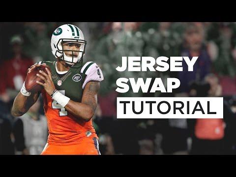 How to Jersey Swap Deshaun Watson to New York Jets Tutorial