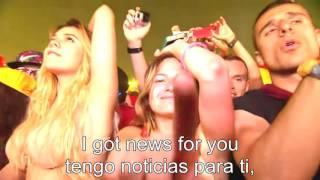 Axwell /\ Ingrosso - Sun Is Shining live (sub Ingles - español ) Tomorrowland