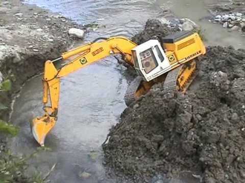 VIDEO 87 Wildbachverbauung Teil 3 Digging in Austria pt 3