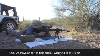 BeAR-39 Midlength Piston 7.62x39 AR 15