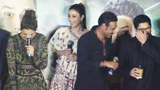Golmaal Returns Trailer Launch Funny Moments Video