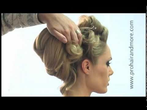 Como Hacer Hermoso Peinado de Gala Paso a Paso Easy Updo